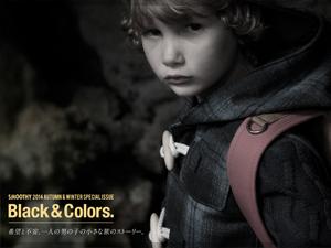 2014 A/W Black&Colors.